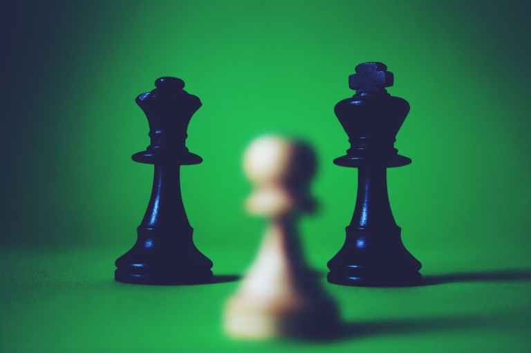game chess strategy depth of field