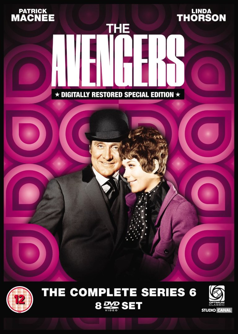 Image result for the avengers last ever episode linda thorson
