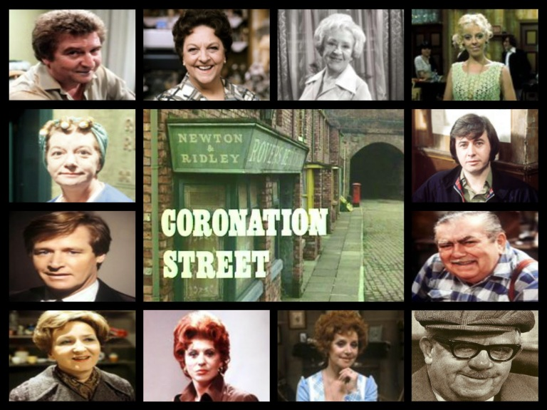 Image result for coronation street  in the 70s