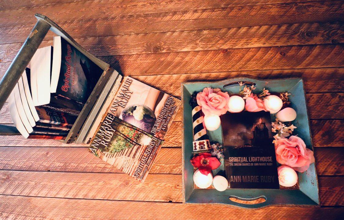 Spirituality and Anne Marie Ruby's Spiritual Songs  – Write